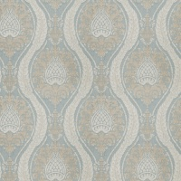 Ткань Fabricut Ballys Damask Seaspray