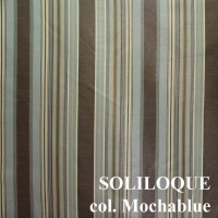 Ткань Atmosphere Soliloque Mochablue