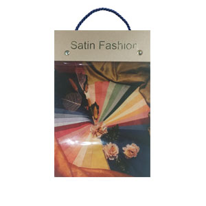 Satin fashion
